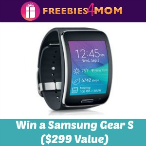 Sweeps: AT&T Samsung Gear S