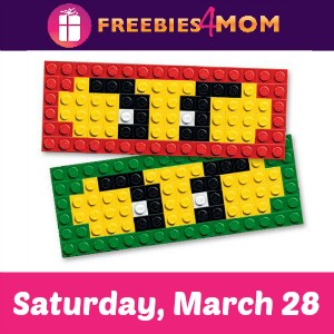 Free Ninjago Event at Toys R Us Saturday