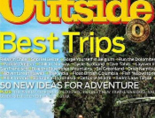 *Expired* ⛺️Outside Magazine only $4.99