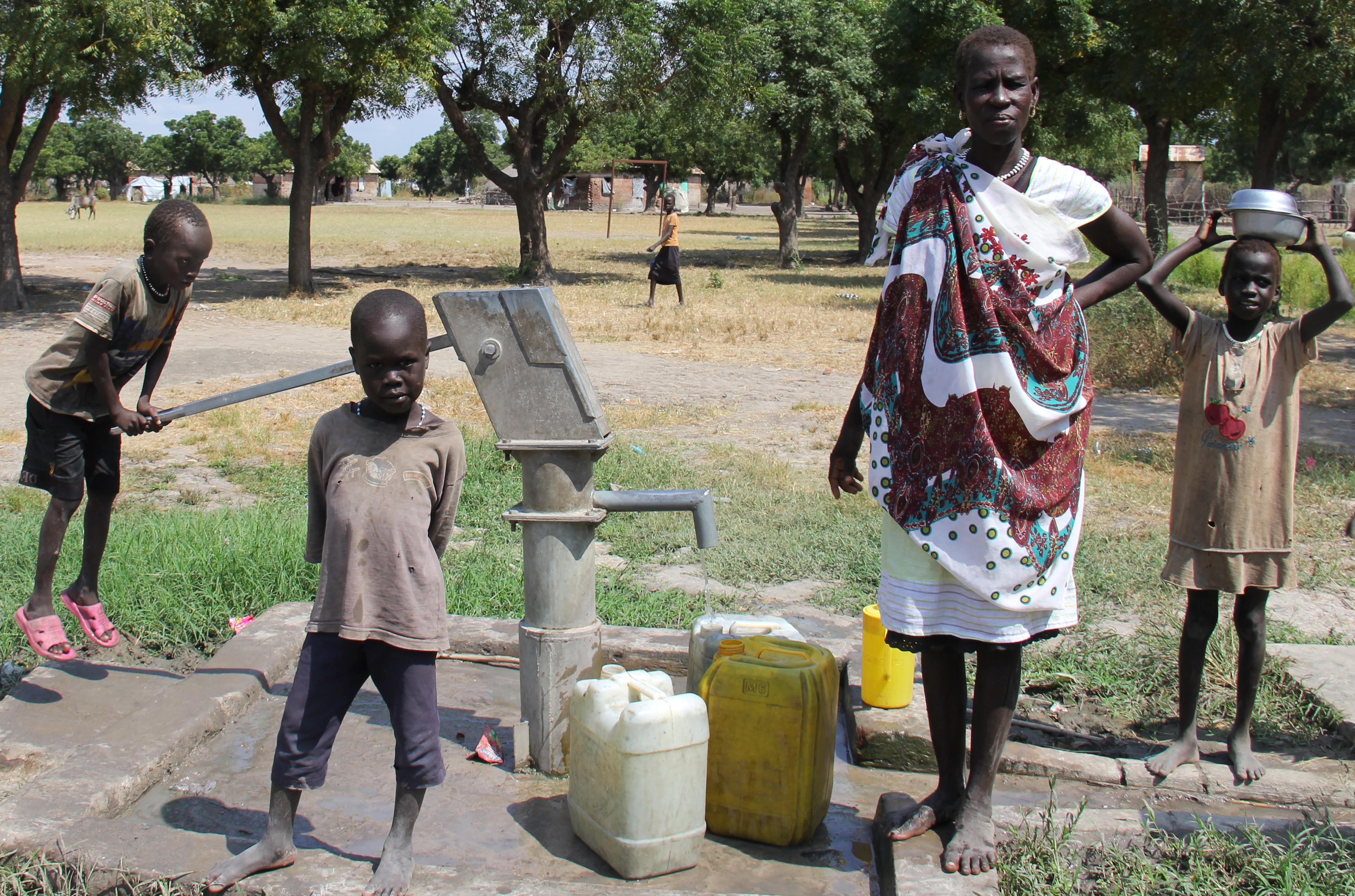 South Sudan Cause
