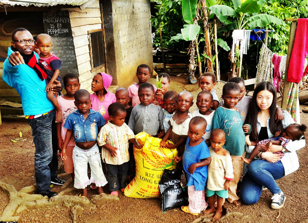 Madhis Orphanage in Cameroon