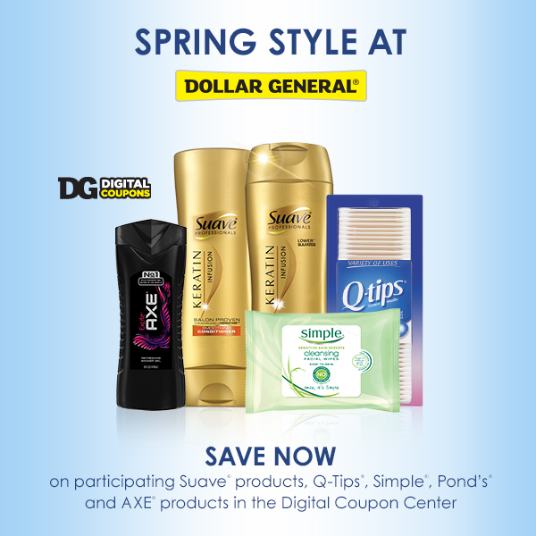 Spring Style at Dollar General