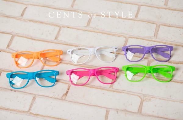 Women's Geek Chic Glasses $7.95 + Free Ship