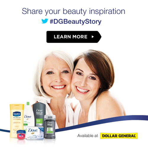Dove at Dollar General #DGBeautyStory