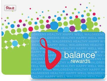 balance rewards card
