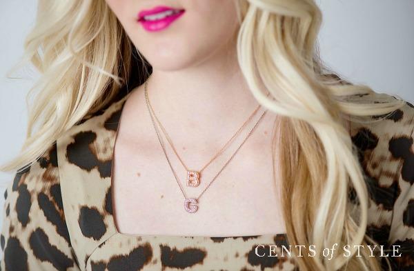 Monogram Jewelry $9.95