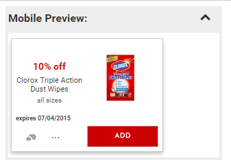 Cartwheel Offer1