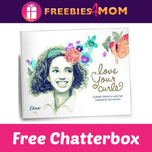 Free Chatterbox: Dove Hair Love Your Curls