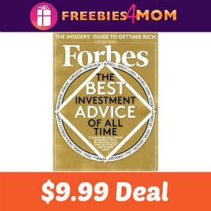 Magazine Deal: Forbes $9.99