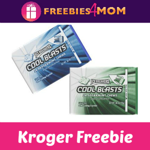 Free Ice Breakers Cool Blasts Chews at Kroger
