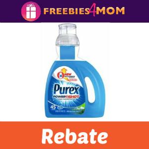Rebate: Try Purex Powershot for Free