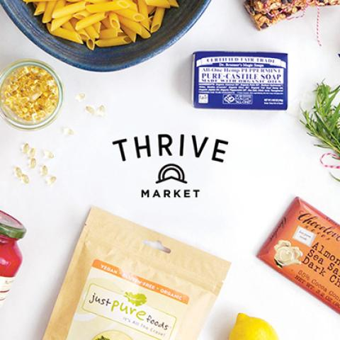 Earn Swagbucks When You Sign-Up for Thrive Market