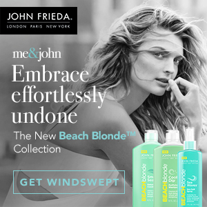 Target: John Frieda Beach Blonde Collection
