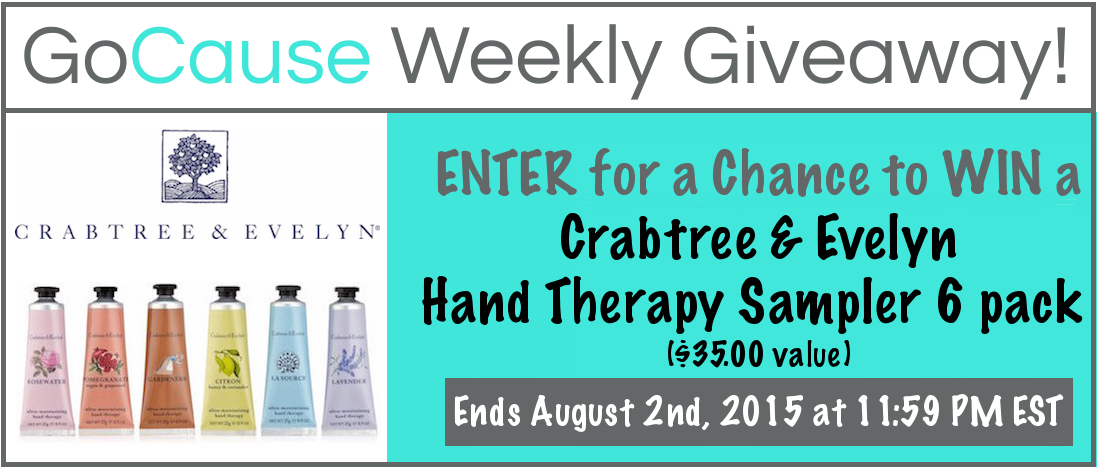 Crabtree & Evelyn Giveaway