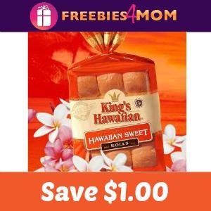 Coupon: Save $1.00 on King's Hawaiian