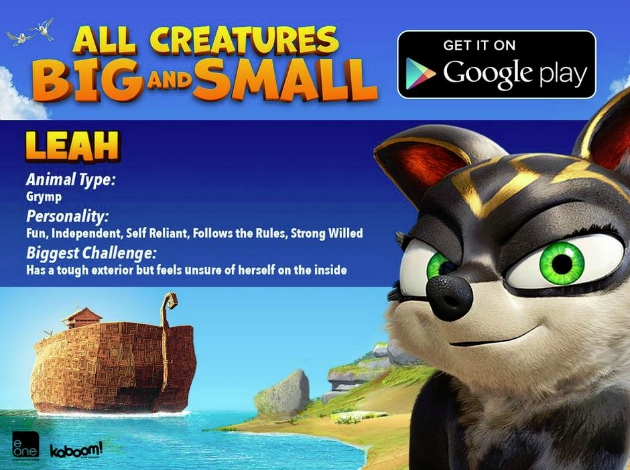 Leah from All Creatures Big and Small
