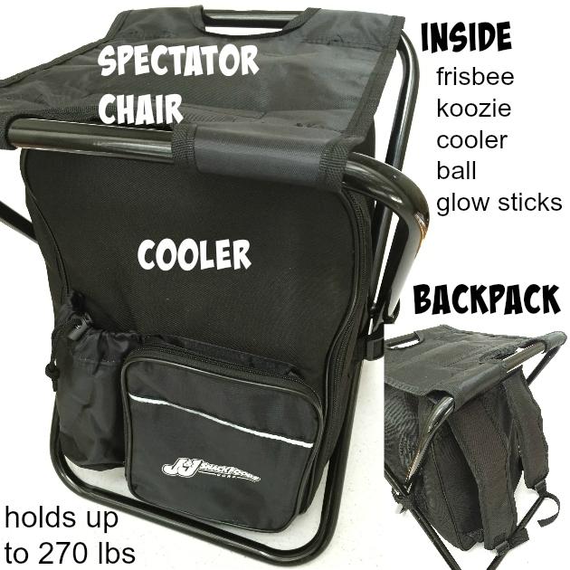 California Churros Backpack Prize