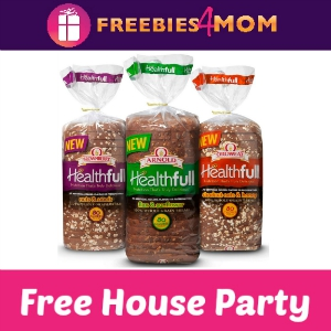 Free House Party: Healthfull Bread