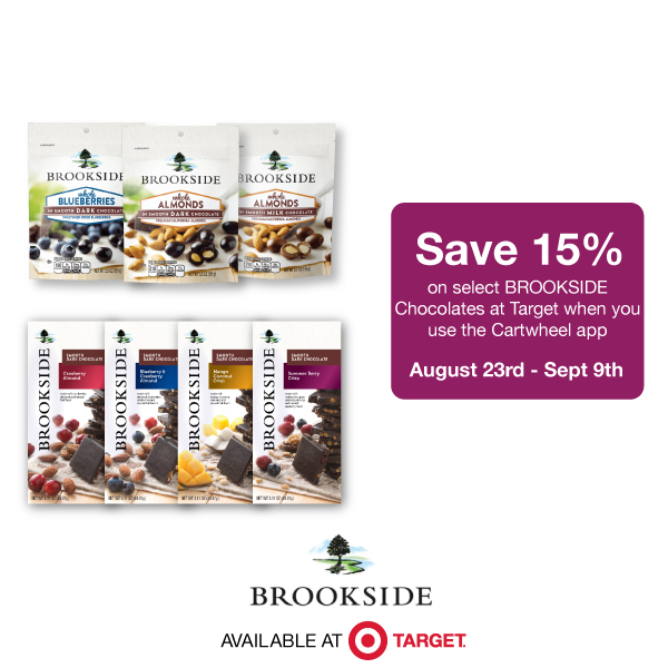 Save on Brooskide Chocolates at Target