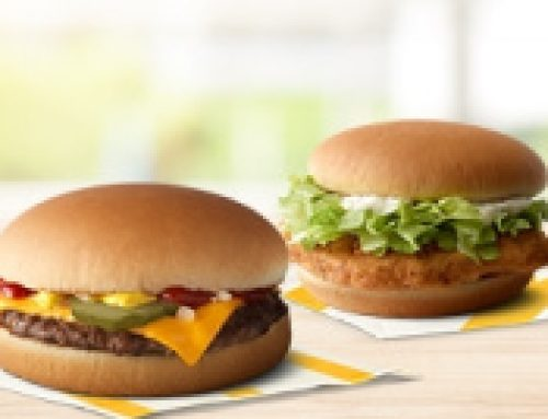 🍔Free Sandwich at McDonald's