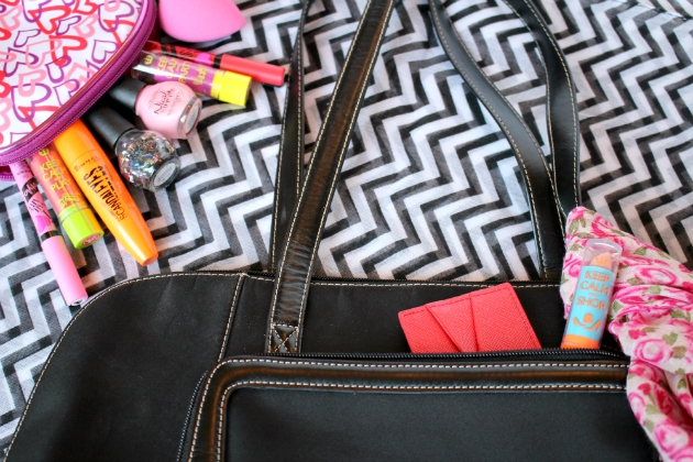 Keep Calm and Shop Lip Balm in my purse