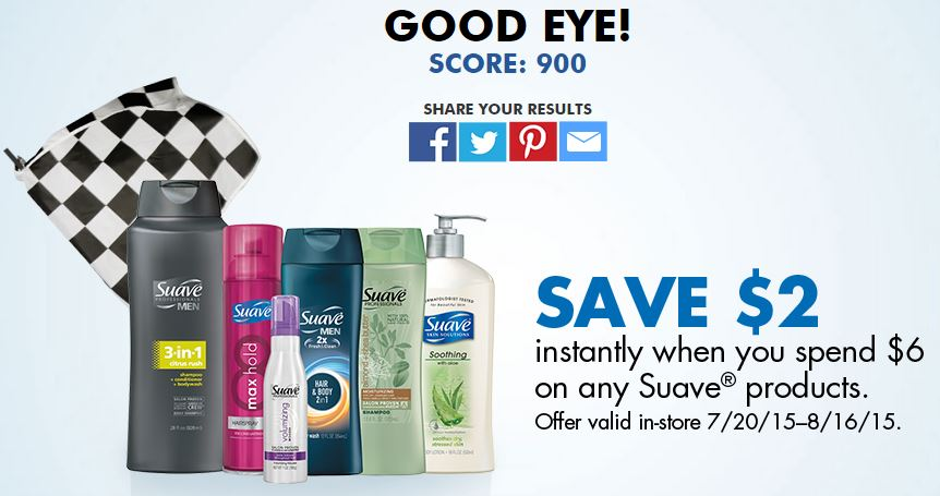 Suave Savings at Dollar General #DGSuaveDifference