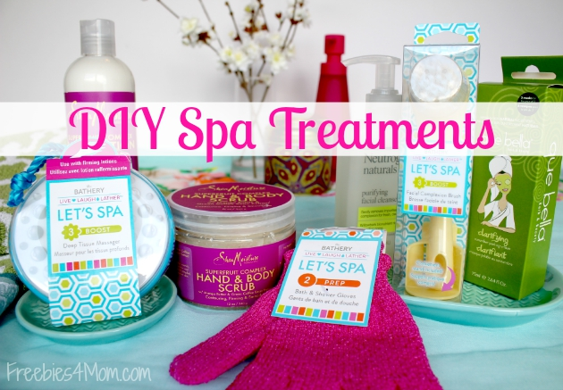 Affordable DIY Spa Treatments you can do at home