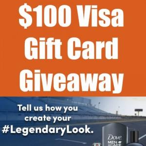 $100 & $50 Visa Gift Card Giveaway Winners