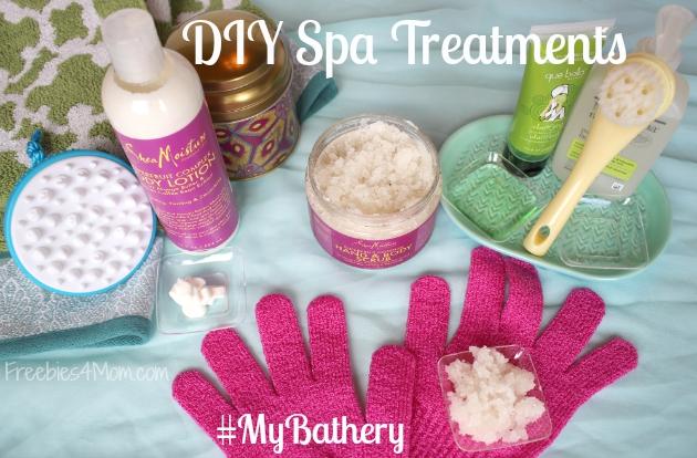 DIY Spa Treatments at home