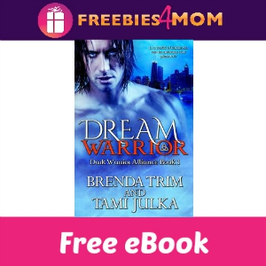 Free eBook: Dream Warrior ($2.99 Value)