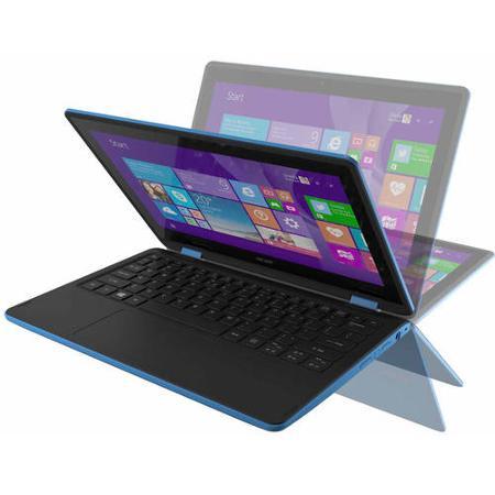 """Acer Sky Blue 11.6"""" Aspire R-11 R3-131T-C28S Laptop PC"""