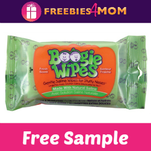 Free Sample Boogie Wipes from Target