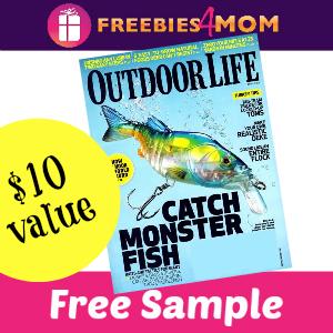 Free Outdoor Life Magazine ($10 value)