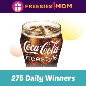 Sweeps Coca-Cola Freestyle 2015 Mixing Program