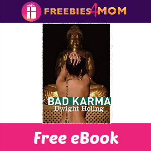 Free eBook: Bad Karma ($4.99 Value)