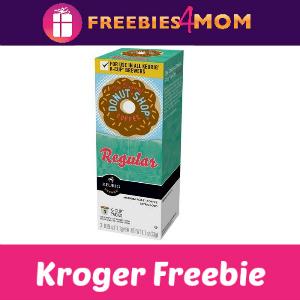 Free Keurig 3 ct Kcup Pack at Kroger