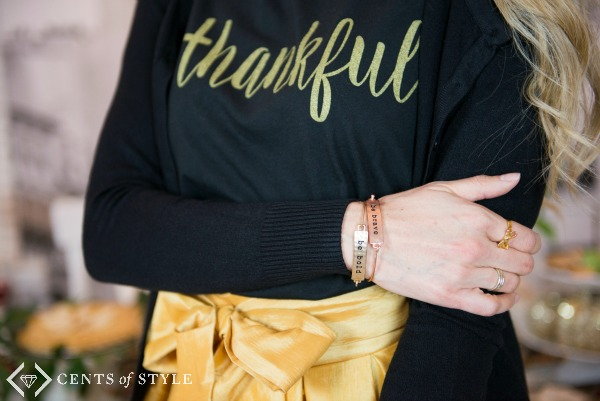 Free #Thankful Tee with $25+ Purchase