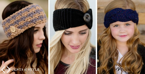 Cents of Style Knit Head Wraps 40% Off