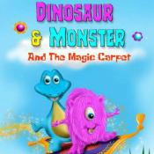 Dinosaur and Monster