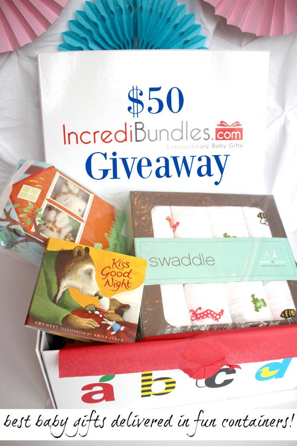 $50 Incredibundles.com Giveaway