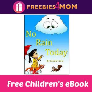 Free Children's eBook: No Rain Today