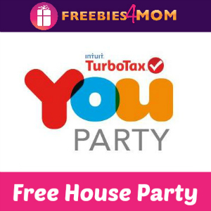 Free House Party: TurboTax You