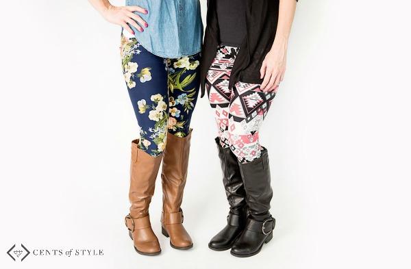 Plus & Regular Size Leggings $7.95