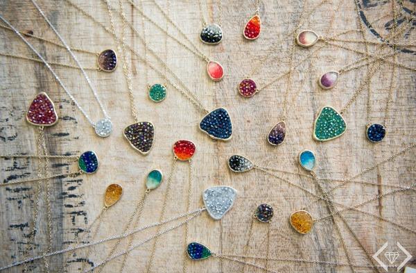 Druzy Jewelry $5.95-$7.95