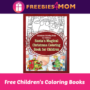 Free Downloadable Children's Coloring Books
