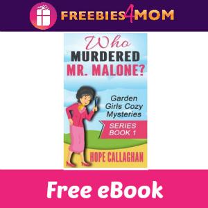 Free eBook: Who Murdered Mr. Malone?