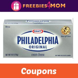 Coupons: Save on Philadelphia Cream Cheese