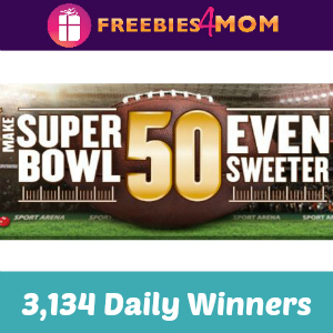 Sweeps Make Super Bowl 50 Even Sweeter