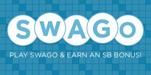 SWAGO game on Swagbucks