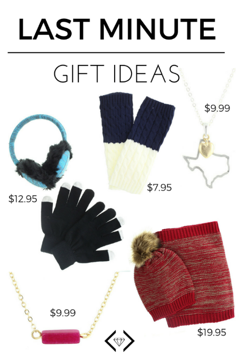 5 Last Minute Gift Ideas from Cents of Style